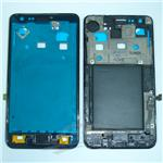 samsung i9100 front cover frame for LCD black  galaxy s2 galaxy sII