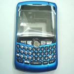 blackberry 8300 housing blue